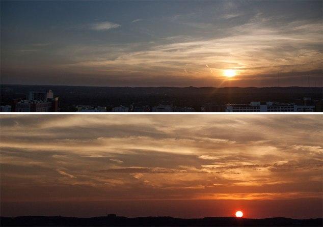 tower-sunset